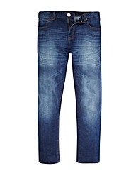 Kayak Stretch Jeans 37in Leg