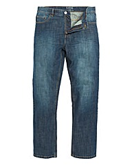 Kayak Mid Wash Jeans 37in Leg