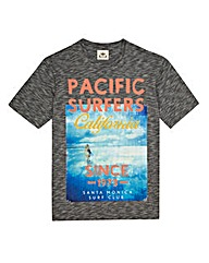 Kayak Mighty Pacific Surfers T Shirt