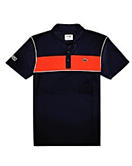 Lacoste Mighty Chest Stripe Polo Shirt