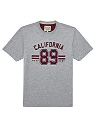 Kayak Tall California 89 T Shirt