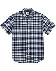 Kayak Tall Blue Check Shirt