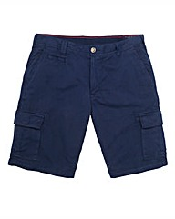 Hackett Mighty Cotton Linen Cargo Shorts