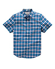 Original Penguin Check Shirt Reg