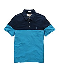 Original Penguin Colour Block Polo Reg
