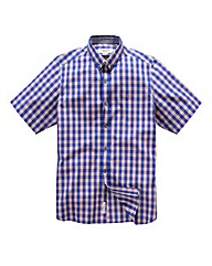 Original Penguin Check Shirt Long
