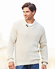 Southbay Shawl Neck Sweater