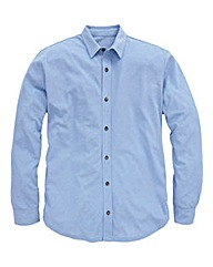 WILLIAMS & BROWN Tall Plain LS Shirt