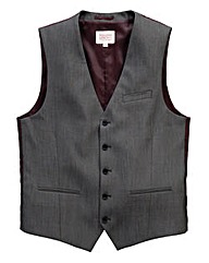 WILLIAMS & BROWN Tonic Waistcoat Long