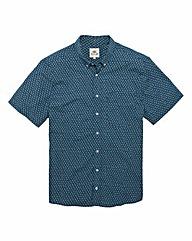 Kayak Tall Mini Triangle Print Shirt