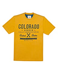 Kayak Tall Colorado T Shirt