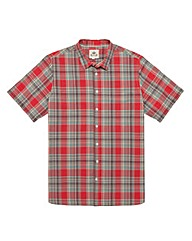 Kayak Tall Western Check Shirt
