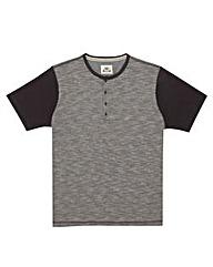 Kayak Tall Button-Neck T Shirt