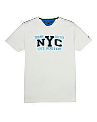 Tommy Hilfiger Mighty NYC Print T Shirt