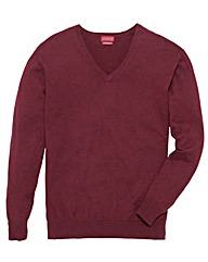 Italian Classics Tall V-Neck Jumper