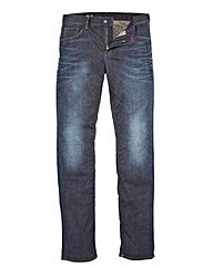 Tommy Hilfiger Worn Jeans 32in Leg