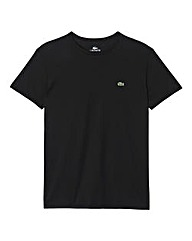Lacoste Tall Crew Neck T Shirt