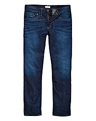 Pepe London Vintage Wash Jeans 38in Leg