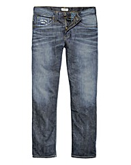 Pepe London Straight Fit Jeans 32in Leg