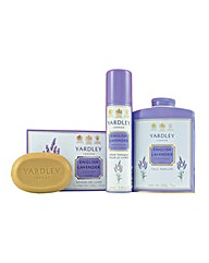 Yardley Fragranced Soaps Pack 3