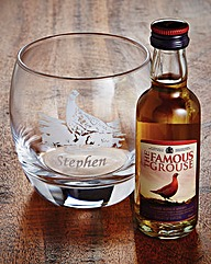 Famous Grouse Tumbler and Tipple