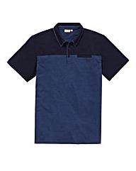 WILLIAMS & BROWN Short Sleeve Polo Shirt