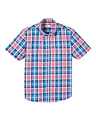WILLIAMS & BROWN Short Sleeve Shirt Reg