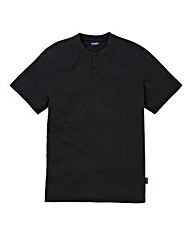 Southbay Unisex Black Grandad Shirt