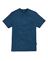 Southbay Unisex Teal Grandad Shirt