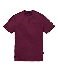 Southbay Unisex Plum Grandad Shirt