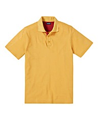 Southbay Unisex Gold S/S Polo Shirt