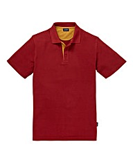 Southbay Unisex Bt Orange S/S Polo Shirt