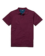 Southbay Unisex Plum S/S Polo Shirt