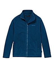Southbay Unisex Teal Zip Through Fleece