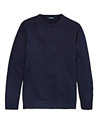 Southbay Unisex Navy Crew Neck Sweater