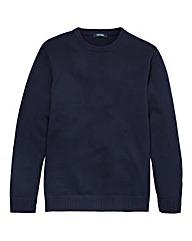 Southbay Unisex Navy Crew Neck Sweater