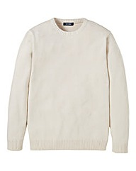 Southbay Unisex Cream Crew Neck Sweater