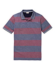 WILLIAMS & BROWN Polo Shirt Long