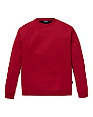 Southbay Unisex Dark Pink Crew Sweat