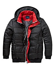 Southbay Unisex Black Padded Jacket