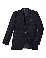 WILLIAMS & BROWN Mighty Check Blazer
