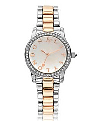 Lipsy Ladies Two Tone Bracelet Watch