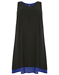 Koko Layered Swing Dress