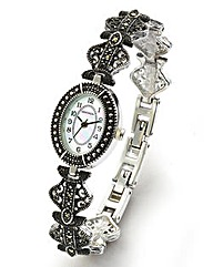 Sekonda Marcasite Ladies Watch
