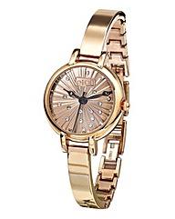 Ladies Bracelet Watch with Diamante