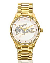 Lacoste Gold Coloured Bracelet Watch