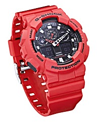 G-Shock Gents Oversized Red Watch