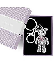 Jon Richard Moveable Teddy Keyring