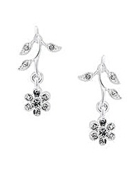 Jon Richard Vine Drop Earring