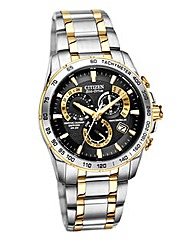 Citizen Eco-Drive Gents Perpetual Watch